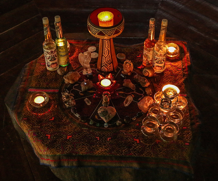 Setting Intentions for Ayahuasca Ceremonies - Ayahuasca